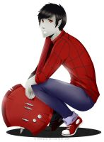 Marshall Lee by Tishawish