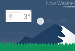 Google Now : Weather by Brebenel-Silviu