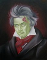 Beethoven by tainted-orchid