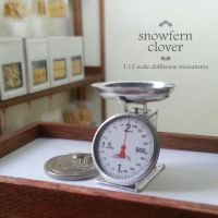 1:12 scale dollhouse miniature scale by Snowfern