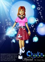 Cassidy B. Goode by Galistar07water