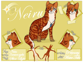 TGB: Neiru's Reference. by Captain-Clover