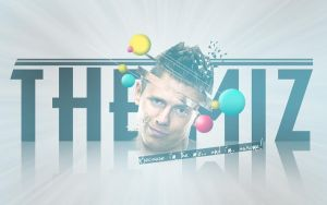 The Miz Wallpaper by findmyart
