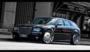 Chrysler 300c Touring by SamukaDesign
