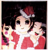 merry christmas pucca style by lucky4yoshi
