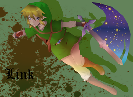 Legend of Zelda: Skyward Sword by mimiche122