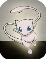 Mew can Run...? by LunaticDuplicate