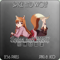 Spice and Wolf by nekomata22