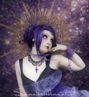 Violet Flare by Sannalee01