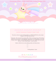 FREE TO USE Korilakkuma Shooting Star Journal Skin by Pastel-BunBun