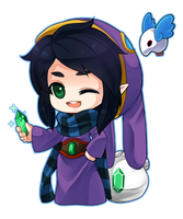 Ravio : A Link Between World by PrinceOfRedroses