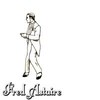 Fred Astaire rotoscope by vocaltaffy