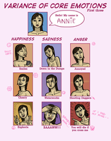 Emotional Annie by lightfootcomics