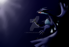 Shadow Lugia by 18Kairi18