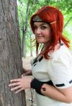 Kushina Cosplay - AniBash 2012 by MissRankTwo