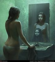 The Mirror by AngryPornNerd