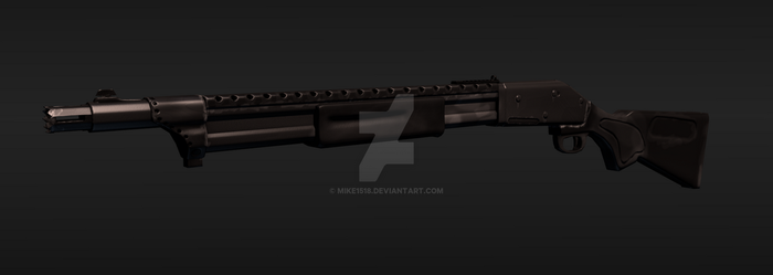 Colonization - W-22 Shotgun by Mike1518
