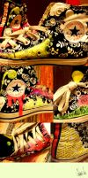 my converse by tiffffany