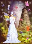 THE FAIRY QUEEN by KerensaW