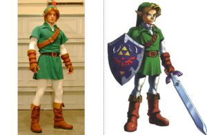 Oot Comparison by BryanRogers