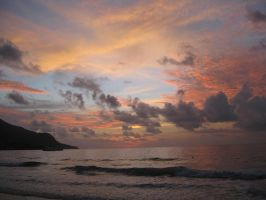 Under Seychelles Skies II by Cloud-and-Petrichor