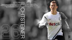 Stephan Lichtsteiner by Nucleo1991