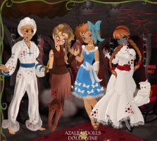 Pixie Scne Maker Haunted Dolls by Taiya001