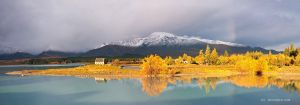 Tekapo Alight (Pano version) by chrisgin