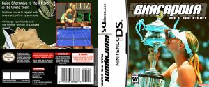 Maria Sharapova Nintendo DS by citrus-blast