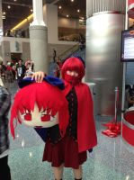 Anime Expo 2013-Sekibanki Cosplay by jay421501