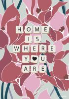 Home is where you are by cocorie