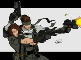 Metal Gear Awesome by Rodache