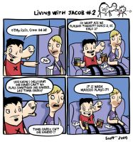Living with Jacob - 2 by cronobreaker
