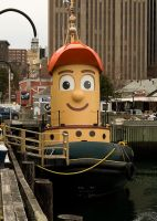 theodore the tugboat by shady-way