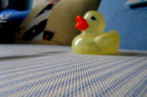 Rubber Ducky by Readmeabook21