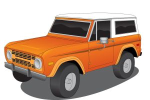 Gen 1 Ford Bronco by Ryan-Warner