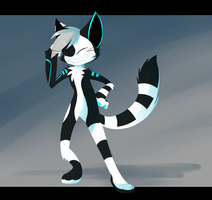 [DL] One Proud Kitty by Void-Shark