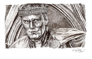 King Giles Pendragon by tootsiemuppet