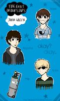 .:Bajo la misma estrella/ The fault in our stars:. by Elizabeth7535