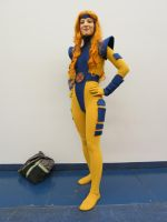 Jean Grey by cyberfox007
