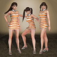 Dead or Alive 5 Leifang by ArmachamCorp