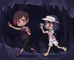 July Project: Tunnel Vision by Nami-Tsuki