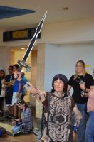 Wander at Metrocon 2011 - 1 by makeshiftwings30