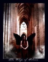 The Wings Of Silence by scarletdiva