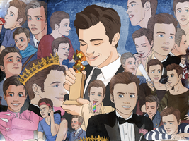 Kurt Hummel Wallpaper by yu-oka