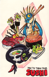 How To Train Your Sushi by Olive-Owl
