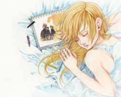 Namine -358-2 Days by Nick-Ian