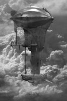 Tall Airship by LucidDesignFX