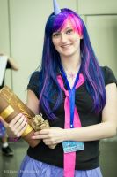 Twilight Sparkle by XenPhotos