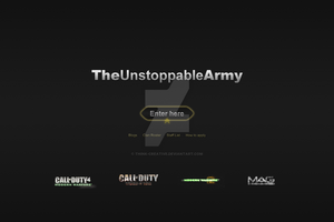 The Unstoppable Army by Think-Creative